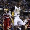 Playoff Nba: Hibbert si sveglia, i Pacers pareggiano la serie | Highlights