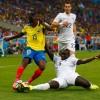 Ecuador-Francia 0-0: la Tri è eliminata, Svizzera qualificata