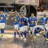 Calcio a 5, finale scudetto: Luparense-Acqua e Sapone 4-3 in gara-3