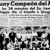 """Storie Mondiali: la tragedia del """"Maracanazo"""""""