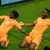 Costa d'Avorio-Giappone 2-1: Honda illude gli asiatici, decisivo Gervinho