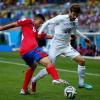 Costa Rica-Inghilterra 0-0: Los Ticos primi nel Gruppo D