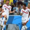 Uruguay-Costa Rica 1-3: Campbell regala spettacolo, la Celeste cade a sorpresa