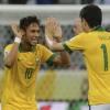 Pagelle Brasile-Croazia 3-1: Oscar e Neymar salvano la Seleçao