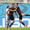 Usa-Germania 0-1: decide il solito Muller, entrambe agli ottavi