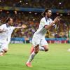 Grecia-Costa d'Avorio 2-1: finale da cardiopalma, vincono gli ellenici in extremis