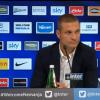"""Inter, Vidic si presenta: """"Contento di essere in un grande club. Mai parlato con Chicarito"""""""