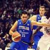 Italia nel segno di Aradori: Montenegro ko 86-84