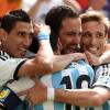 Argentina-Belgio 1-0: Higuain elimina i Diavoli Rossi
