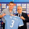 Serie A, i nuovi arrivi: Stefan de Vrij alla Lazio
