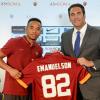 """Roma, Emanuelson: """"Qui per vincere lo Scudetto"""""""