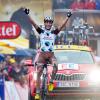 Tour de France 2014: presentazione della nona tappa
