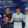 F1, Gp Ungheria: Rosberg in pole, disastro Raikkonen