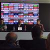 Milan, Agazzi e Albertazzi si presentano alla stampa