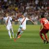 Roma, grande esordio negli USA: Liverpool ko