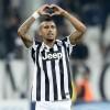 Vidal preoccupa la Juventus: problemi alla coscia