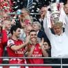 Community Shield, l'Arsenal ne fa 3. City annientato dai Gunners