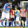 Napoli-Athletic Bilbao 1-1: MuniaHiguain, spettacolo al San Paolo