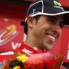 Vuelta 2014: alla Movistar la prima tappa, Castroviejo maglia rossa