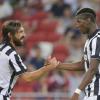 Cinquina Juventus contro il Singapore ed è già un super Pirlo