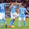 Napoli da Champions: 1-0 al Barcellona