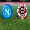 Napoli-Sparta Praga 3-1: Mertens decisivo