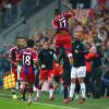 Champions League: tutti i risultati del Mercoledì