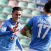 Napoli: il gioco lo dimostra, cambiare formazione è d'obbligo