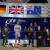 Gp Singapore: settimo sigillo Hamilton, poi le Red Bull