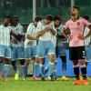 Palermo-Lazio 0-4: Djordjevic inguaia Iachini