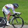Vuelta, Martin re della crono, Contador veste la roja