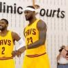 Cleveland Cavaliers: Re James e i suoi scudieri all'assalto dell'anello