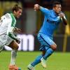 Inter-Saint Etienne 0-0: fischi e sbadigli a San Siro
