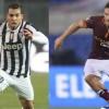 Juventus-Roma, in campo finalmente: ricomincia il duello a distanza