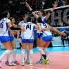 L'Italvolley ringrazia la Russia e vola in semifinale