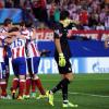 Atletico Madrid-Juventus in 10 Tweet