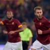 Roma-Cesena 2-0: Destro-De Rossi, Juve agganciata