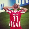 Kasami-gol, poi è San Roberto: la Juventus cade ad Atene