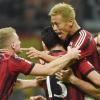 Milan-Chievo Verona 2-0: Inzaghi sulla cresta dell'Honda