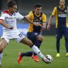 Verona-Cagliari 1-0: decide Tachtsidis in zona Cesarini