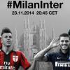 QUI DERBY – Abate out, Inzaghi vara il 4-4-1-1. Inter, c'è M'Vila