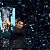 Federer forfait, è Djokovic il re di Londra