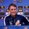 """Verso Inter-Dnipro, Mancini in conferenza: """"Voglio la qualificazione"""""""