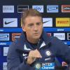 """Verso Inter-Udinese, Mancini in conferenza: """"Ripartiamo dal bel gioco di Roma. Fiducia in Icardi"""""""