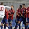 CSKA Mosca-Roma 1-1: Berezutski agguanta Totti nel recupero