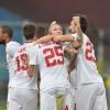 Roma-Milan: statistiche, formazioni e quote. Diretta streaming