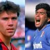 Storie di Sport: il Pibe, il Cigno e un Napoli-Milan da leggenda
