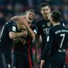 Bundesliga, risultati 15esima giornata: poker Bayern, Dortmund e Schalke ko