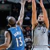 Nba, i risultati della notte: Belinelli trascina gli Spurs, infallibili Warriors