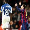 Liga, 14^ giornata: Messi show nel derby di Barcellona, poker Villarreal